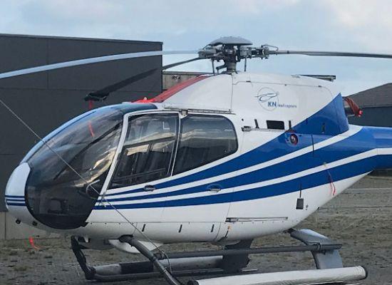 EC120 flightinstructor course for Jacob